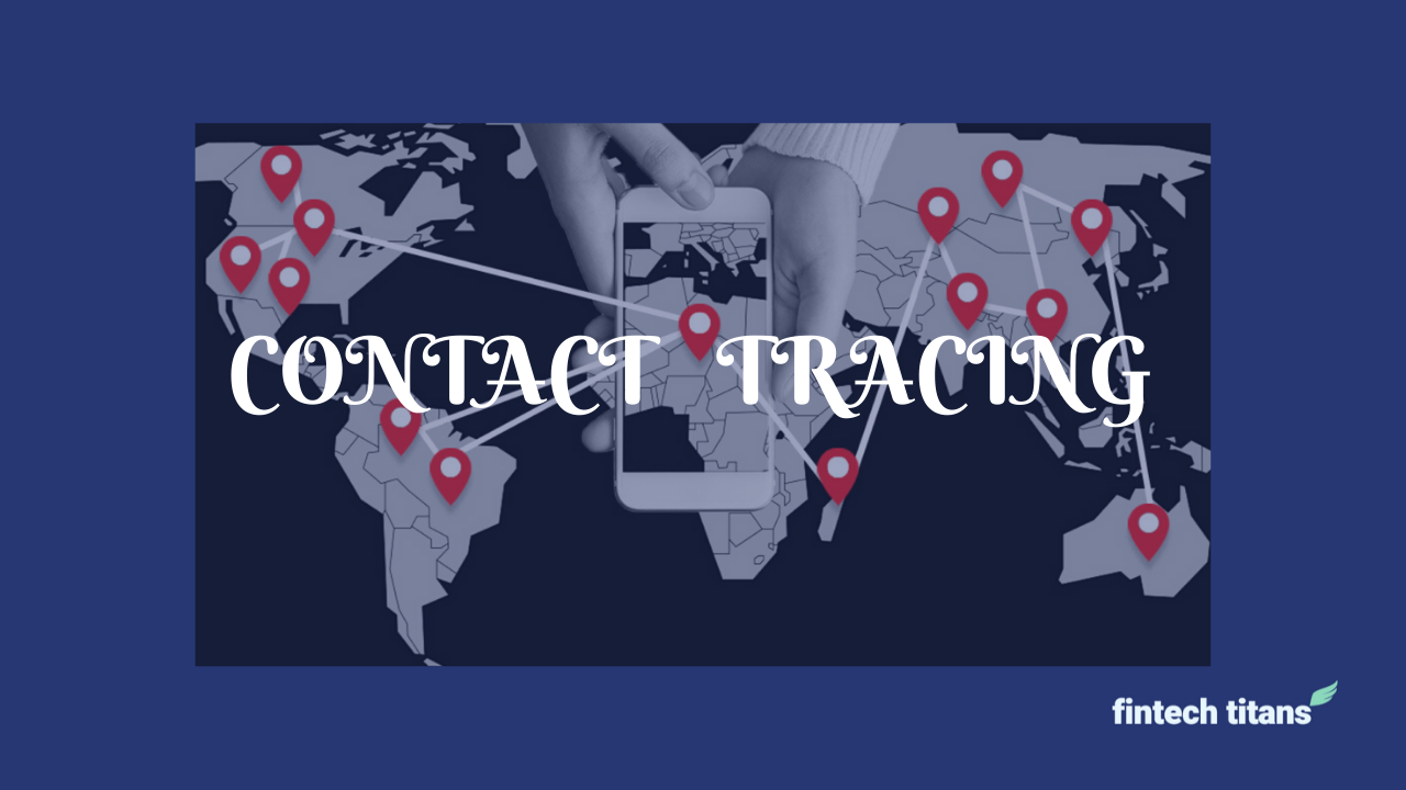 digital contact tracing